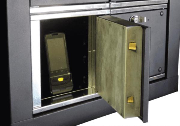business asset loans scanner locker keytracker ilockerz