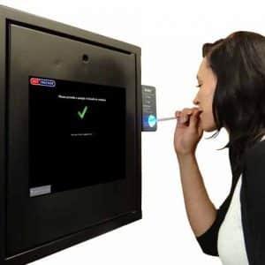 Breathalyser Locker