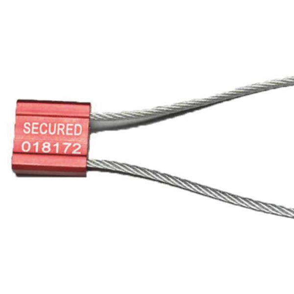 Cable Seal Red