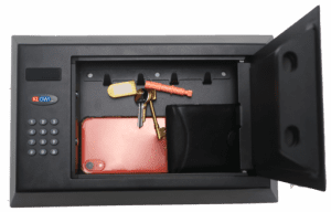 Dependable Personal Safe-Open