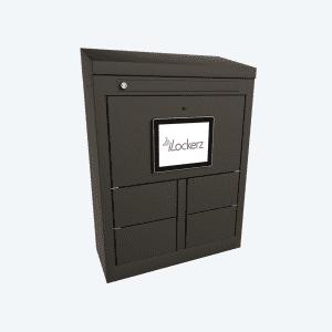 Keytracker Key Management locker KeyLockerz Drop-Off and Collection iLockerz