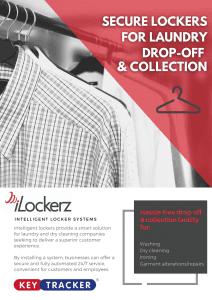 KeyTracker iLockerz Information Sheet