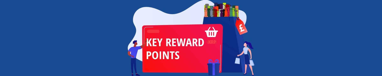 Key reward Points flyer